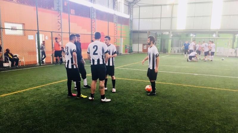 Placar da terceira rodada do Torneio de Futebol Soçaite do Sindicato