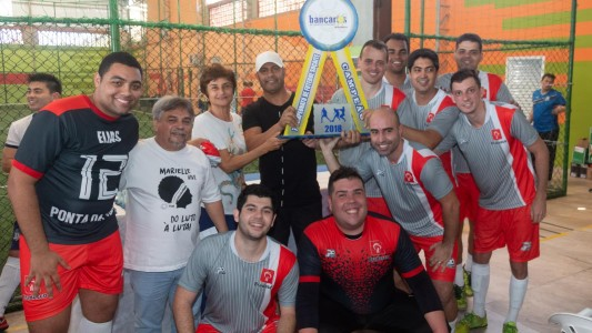 Bradesco Ponta da Praia é campeão do 7º Torneio Soçaite do Sindicato