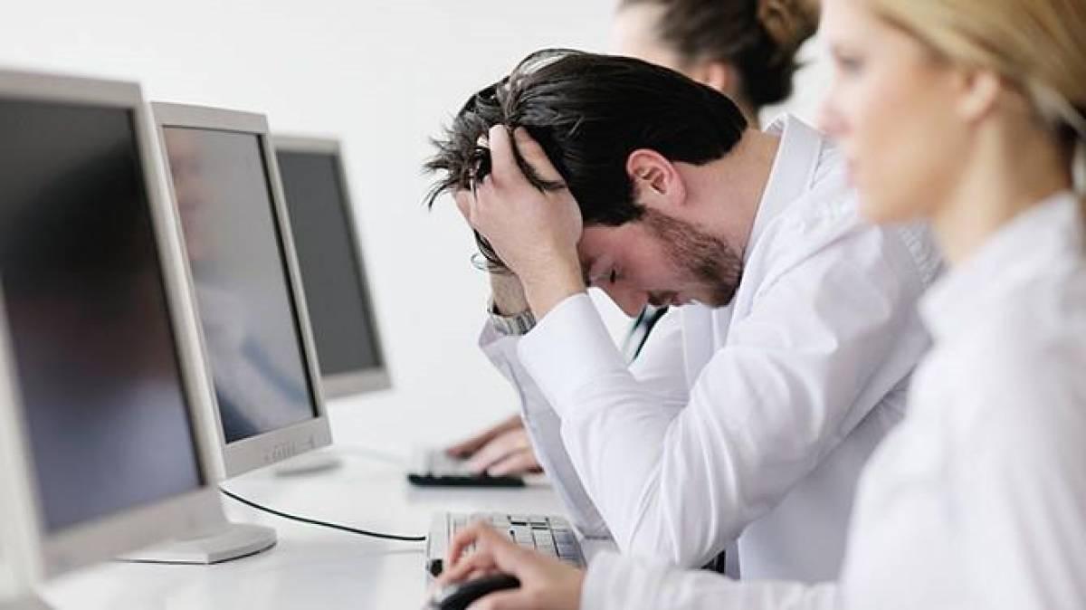 Sintomas frequentes da depressão no trabalho
