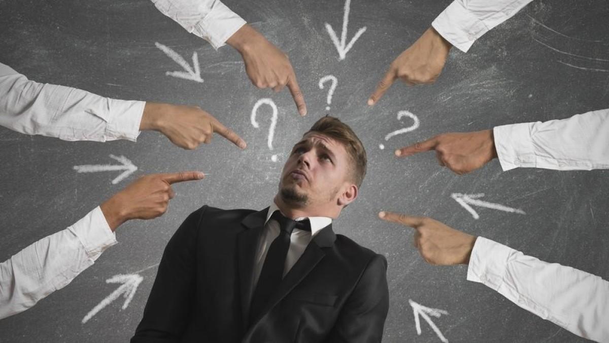 Atitudes que são consideradas Assédio Moral