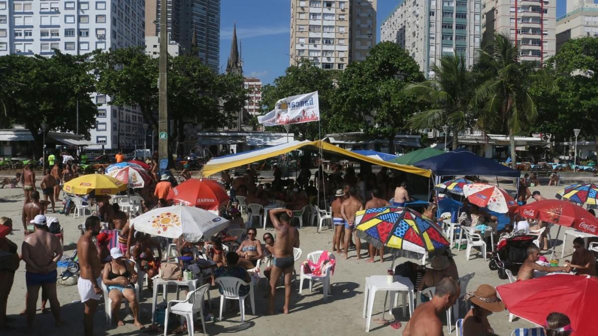 Bar Cultural de Verão faz sucesso e em fevereiro tem mais!
