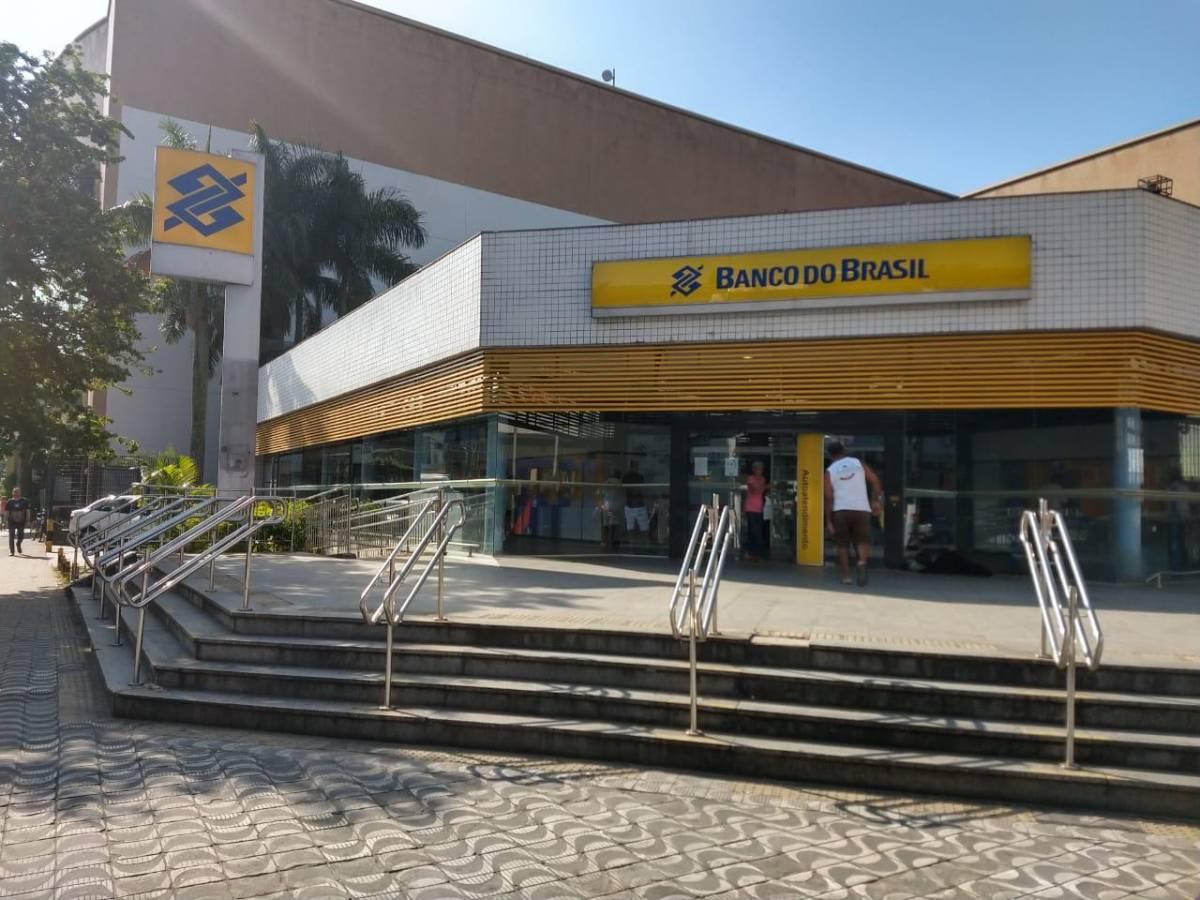 BB São Vicente paralisado por falta de sistema de ar-condicionado
