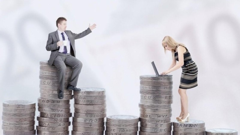 Brasil desrespeita lei sobre igualdade salarial