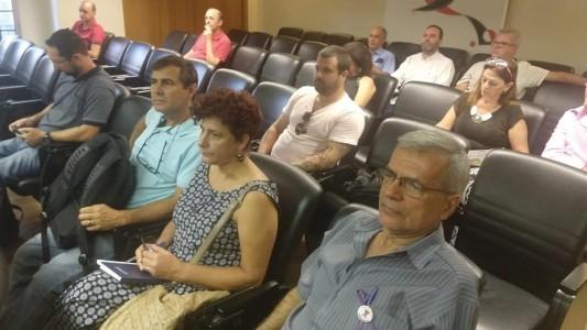 Comitê de Relações Trabalhistas do Santander se reúne nesta terça, 29
