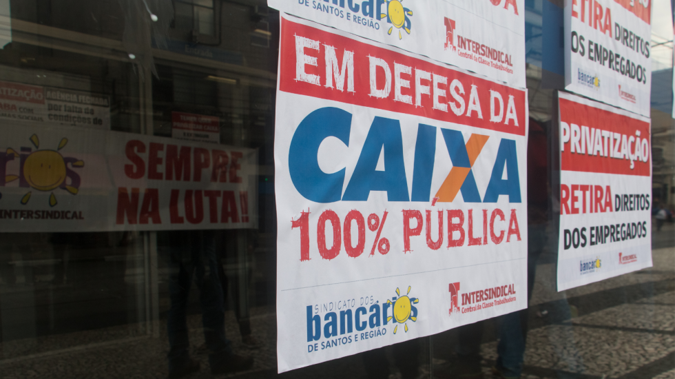 [Novo presidente da Caixa confirma privatização fatiada do banco]