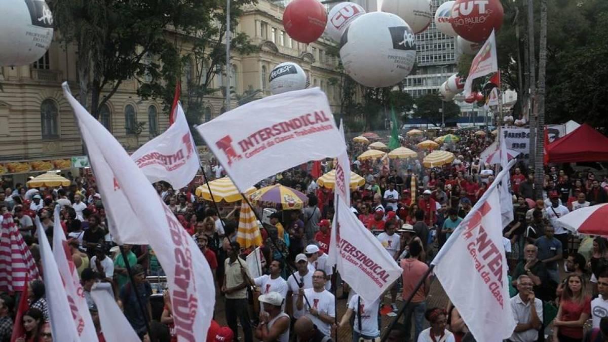 1º de maio será no Vale do Anhangabaú; centrais sindicais explicam mudança de local