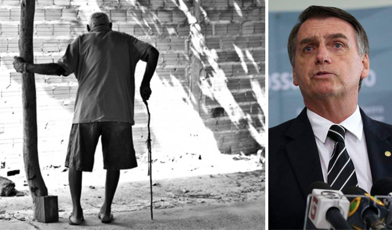 Previdência: país terá mais idosos miseráveis