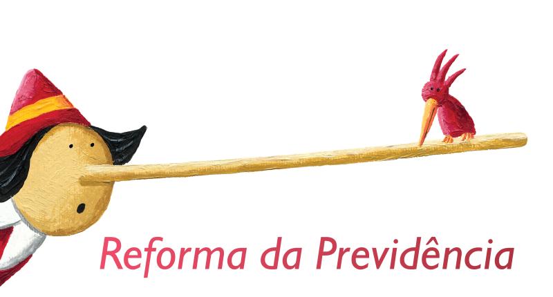 Previdência: dossiê disseca proposta do governo
