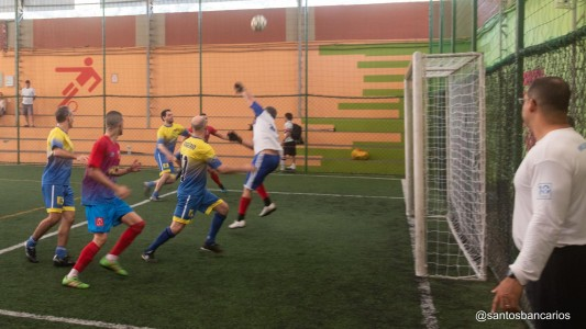 Futebol soçaite e divertimento é no Sindicato dos Bancários