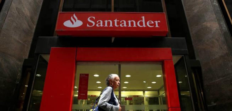 Santander comunica erro no informe de rendimentos