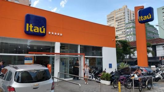 Bancários cobram garantia de emprego do Itaú