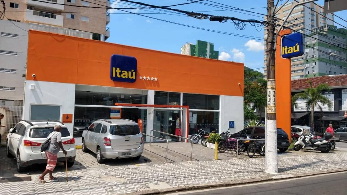 Itaú planeja fechar até 400 agências no Brasil