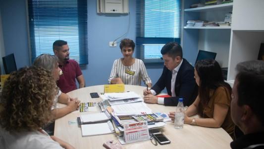 Sindicato reúne-se com superintendentes do Santander