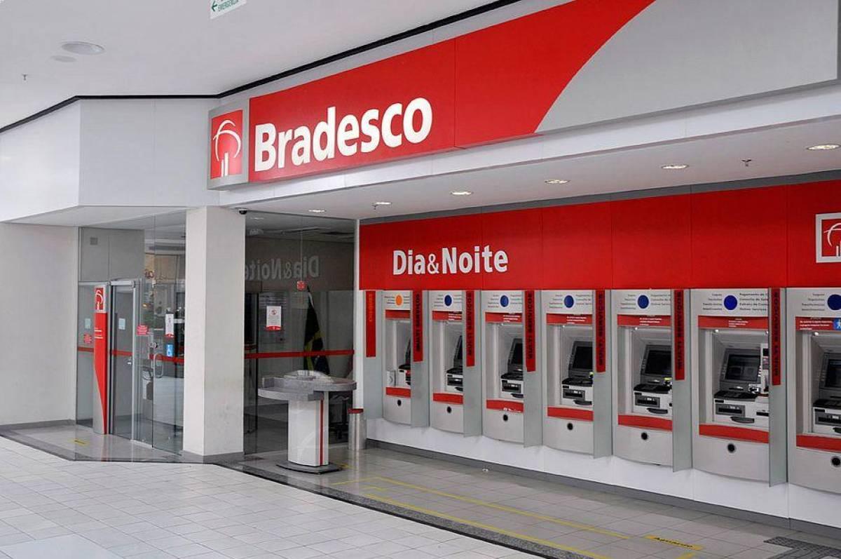 Bradesco tem lucro de R$ 6 bilhões no 2º trimestre