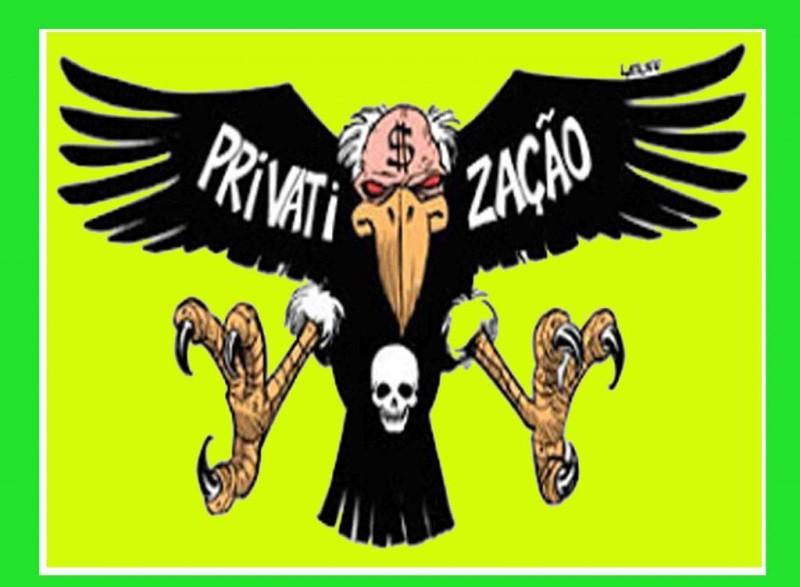 Privatização em curso nos bancos públicos