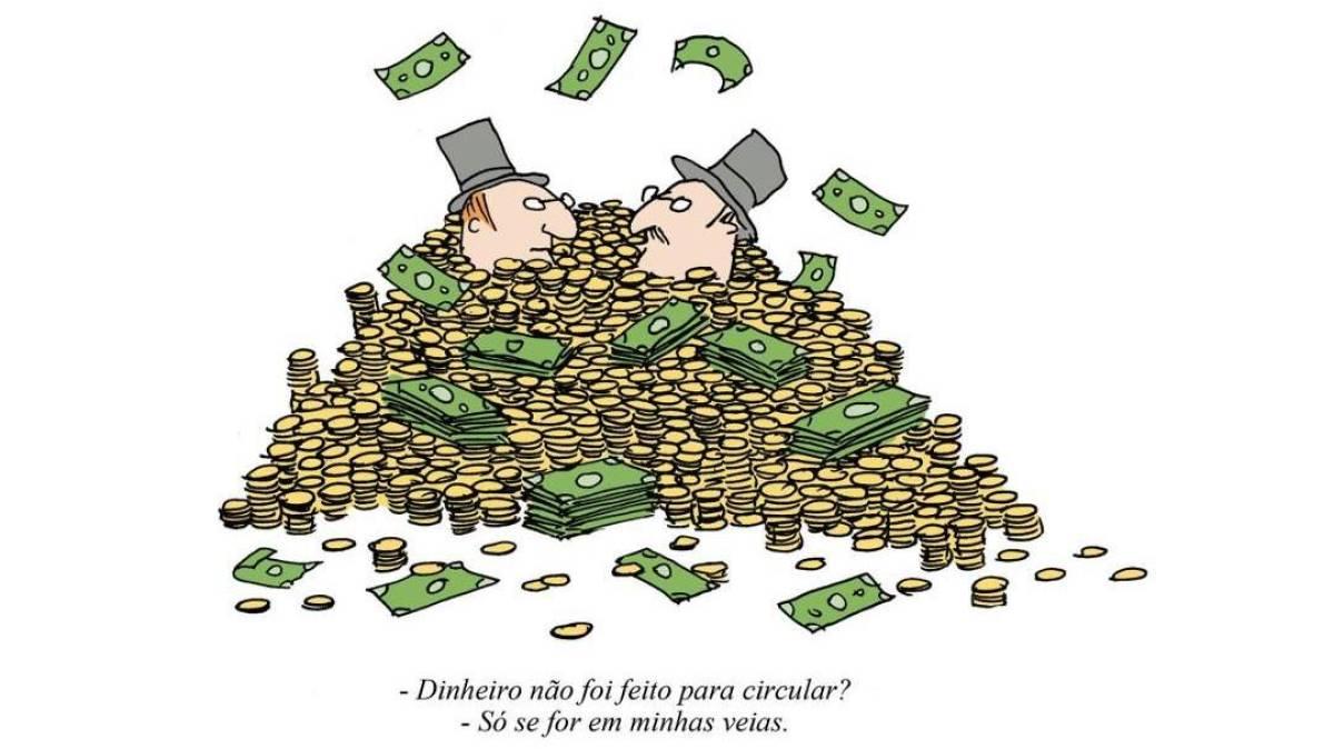 Bancos estão muito distantes dos brasileiros