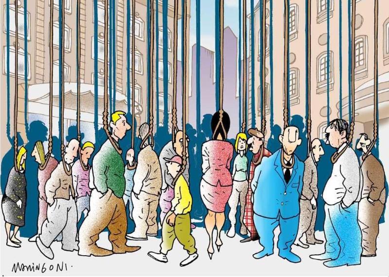 Três milhões de pessoas procuram trabalho há pelo menos 2 anos