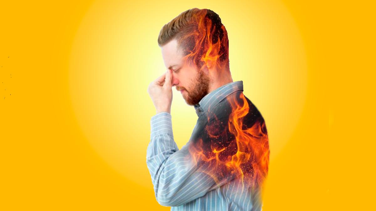 A Síndrome de Burnout e os direitos trabalhistas