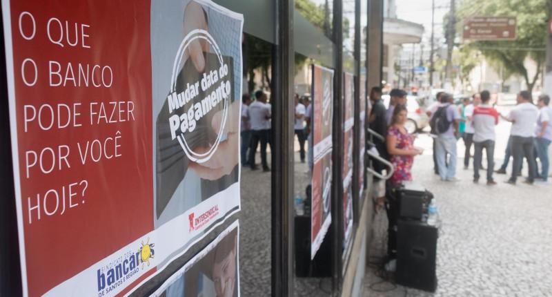 Santander faz tudo pra massacrar bancário e desrespeitar Acordo Coletivo