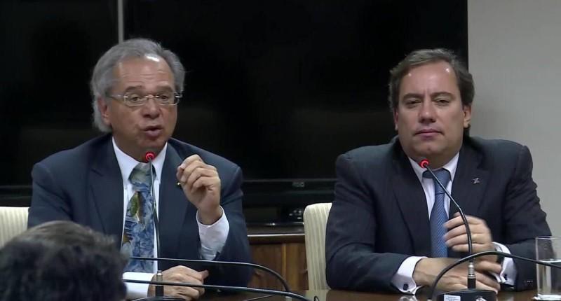 Guedes quer tirar exclusividade do FGTS da Caixa e repassá-lo aos bancos privados