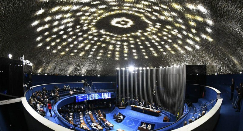Senado derruba destaques e conclui 1º turno da reforma da Previdência