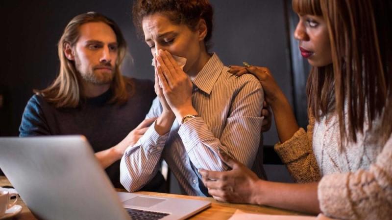 Um terço dos funcionários enfrenta problemas de saúde mental