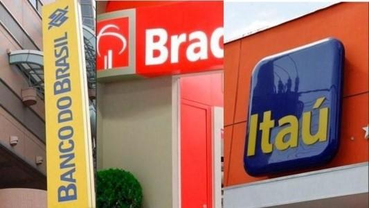 Bancos tradicionais como Bradesco, Itaú e Banco do Brasil vão fechar mais de 1200 agências até 2020
