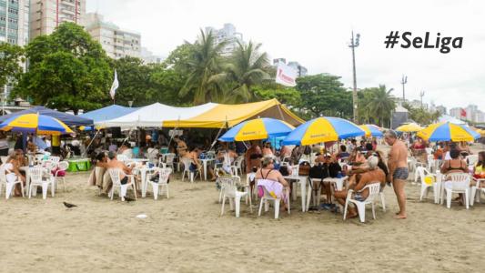 Sábado tem show de pop e rock na Barraca de Praia do Sindicato