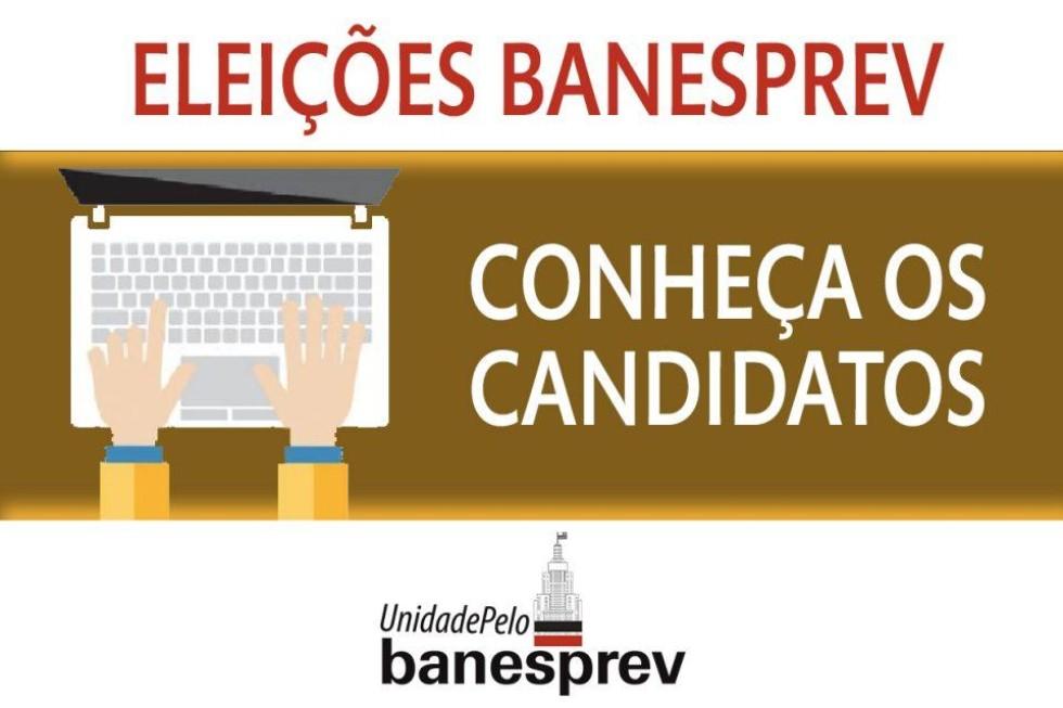 [Eleições estatutárias estão chegando; Conheça a chapa Unidade pelo Banesprev]