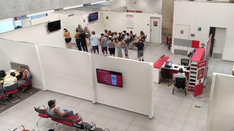 Santander vai prolongar o atendimento desde que respeite jornada bancária!