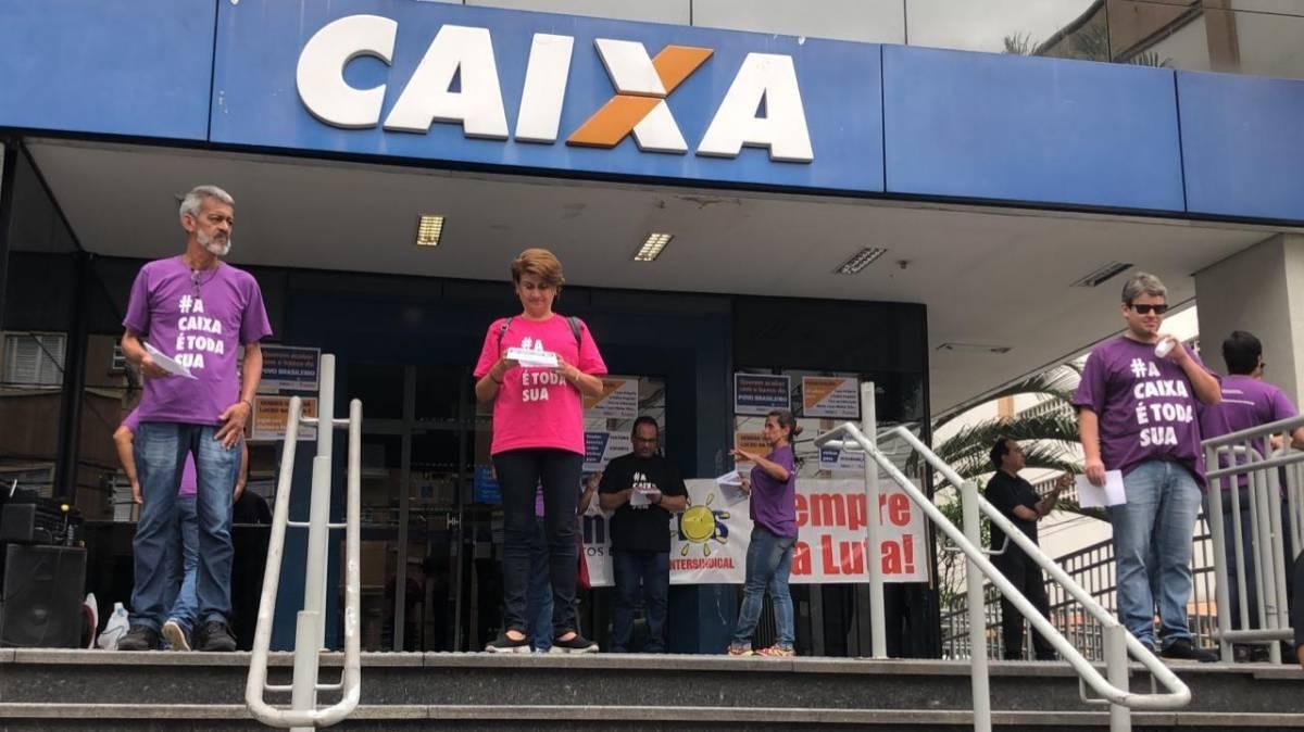 Após cobrança do Movimento Sindical, Caixa credita PLR hoje (19/02)