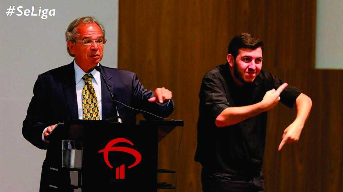 Paulo Guedes arquiva processo de corrupção envolvendo o Bradesco