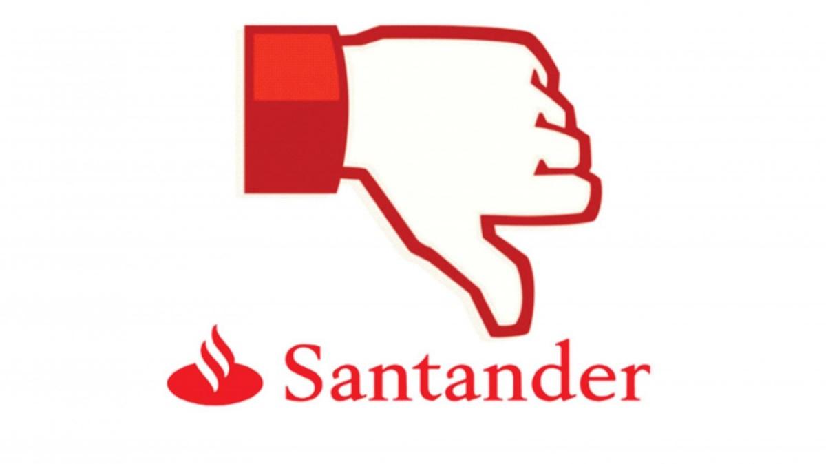 """Santander """"aperta voluntários"""" para doação"""