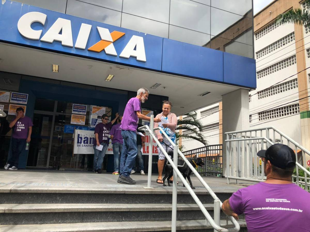Sindicato reivindica e novo hospital atenderá Saúde Caixa em Praia Grande