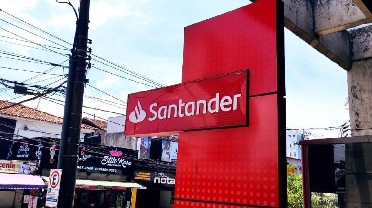 Gestores do Santander na região descumprem orientações sobre Covid-19