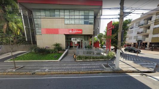 Santander Guarujá coloca bancários em risco de morte