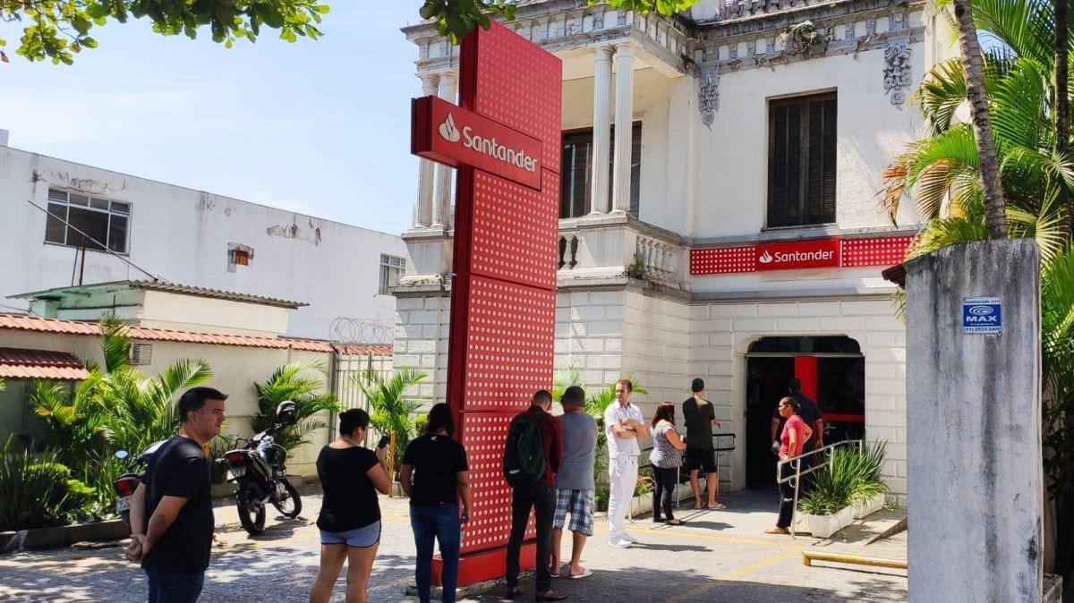 O Santander sabe muito bem como pode te prejudicar hoje