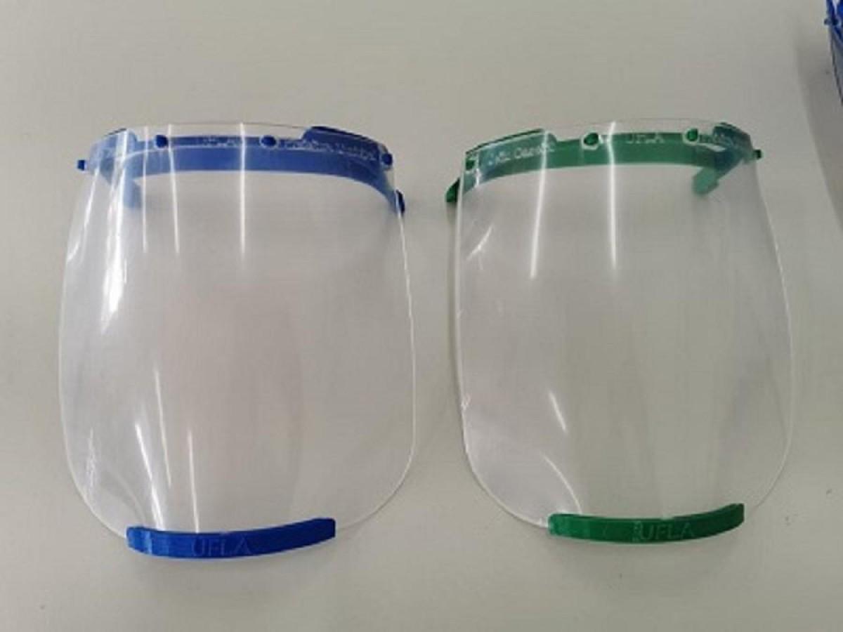 Bradesco inicia distribuição de máscaras de acrílico