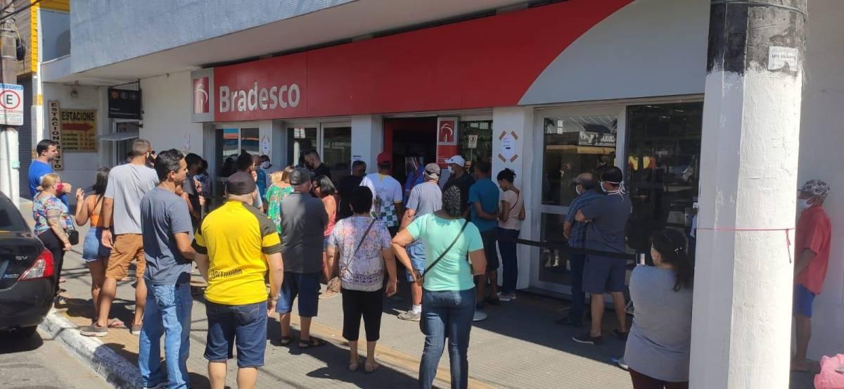 Bradesco lucra R$ 3,8 bilhões no 1º trimestre de 2020