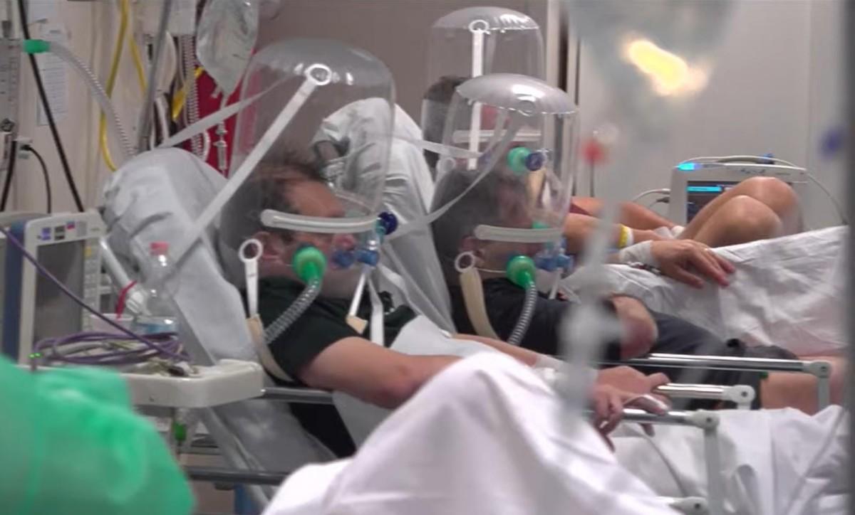 Brasil quase dobra recorde de mortes em 24h e passa dos 200