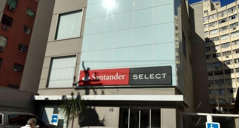 Em Santos outra funcionária do Santander é vítima da Covid 19