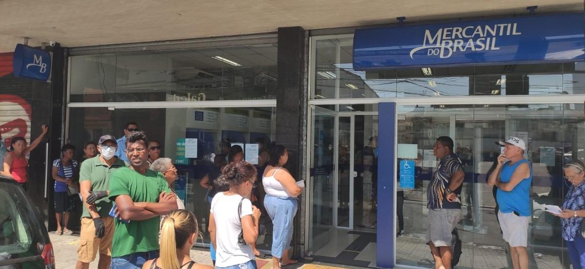 Mercantil do Brasil economiza na higienização das agências