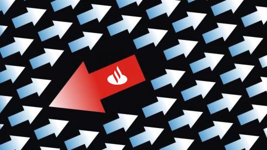 Coronavírus: Santander adota a contramão da racionalidade e do respeito