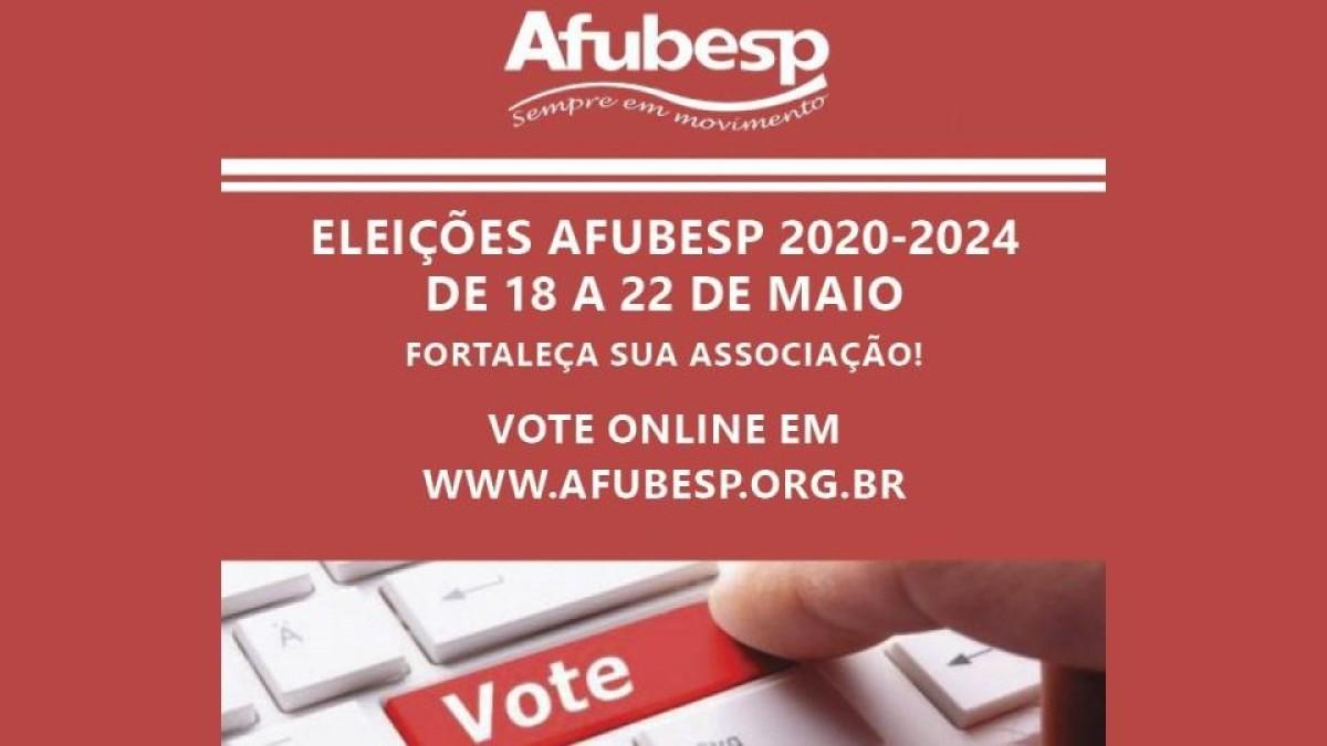 Eleição Afubesp 2020-2024: Saiba como votar
