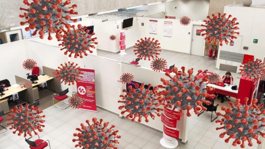 Justiça obriga Santander a proteger bancários do coronavírus