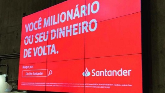 Santander, Bradesco, Itaú e BB  são acusados de propaganda enganosa na pandemia