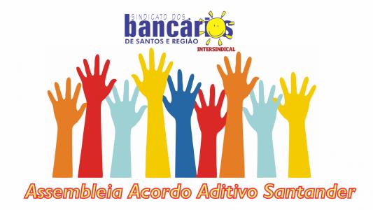 Edital Assembleia Extraordinária Específica - Santander