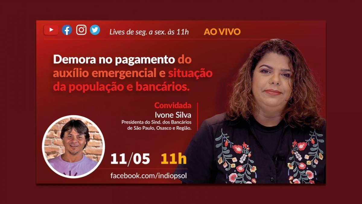 Entrevista com Ivone Silva do SEEB de São Paulo