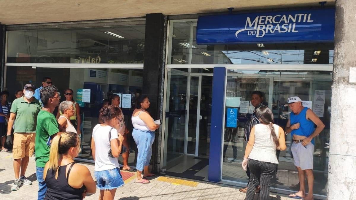 Mercantil do Brasil promove demissões em meio à pandemia de Coronavírus