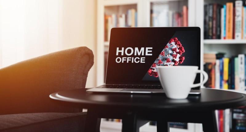 Adotado no susto, home office será permanente nos bancos
